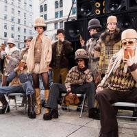 GREAT FASHION COLLECTION INSPIRED BY HIP-HOP MUSIC! - New York Fashion Week
