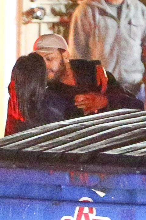*PREMIUM EXCLUSIVE* Hot New Couple  Selena Gomez and The Weeknd Can't hide their love