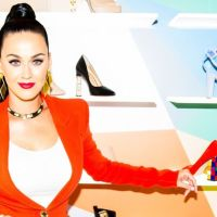KATY PERRY and the new shoe collection!