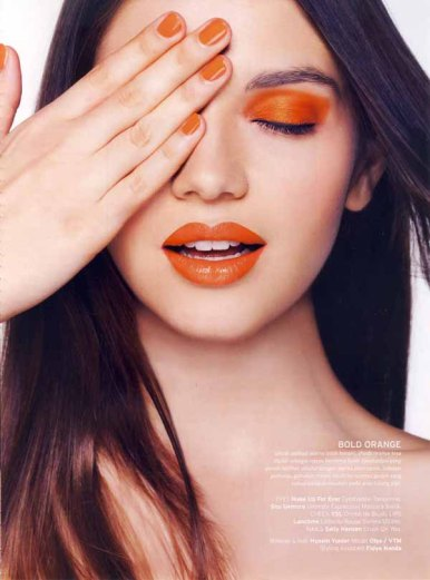 monochromatic-makeup