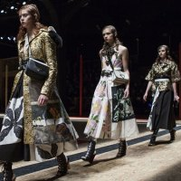 Prada's approach to contemporary feminism @Milan Fashion Week