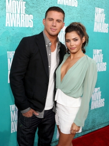 channing tatum and wife