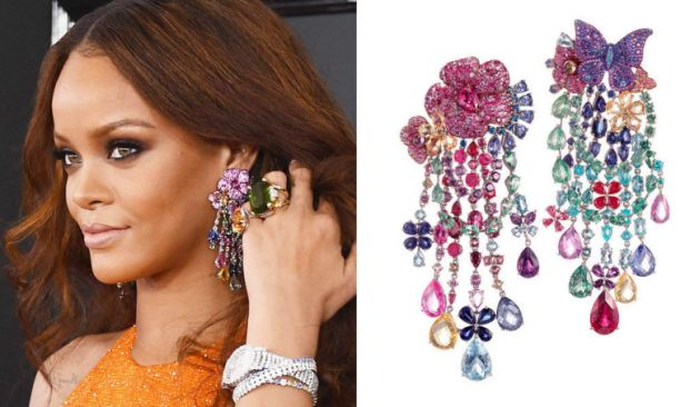rihanna jewelry 1