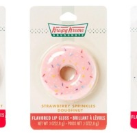 Krispy Kreme Doughnut-Shaped Lip Balms are a thing